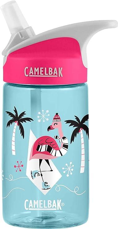 Multicolore 0 cm CamelBak Eddy Kids Borraccia Unisex-Adulto