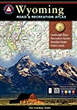 Wyoming Benchmark Road & Recreation Atlas