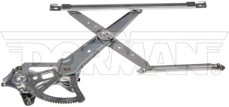Dorman 749-732 Rear Driver Side Power Window Regulator for Select Toyota Models