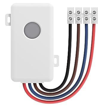 Amazon.com: AE Market Broadlink SC1 DIY Smart Switch WiFi APP Control Box Timing Switch Wireless Remote Controller: Kitchen & Dining