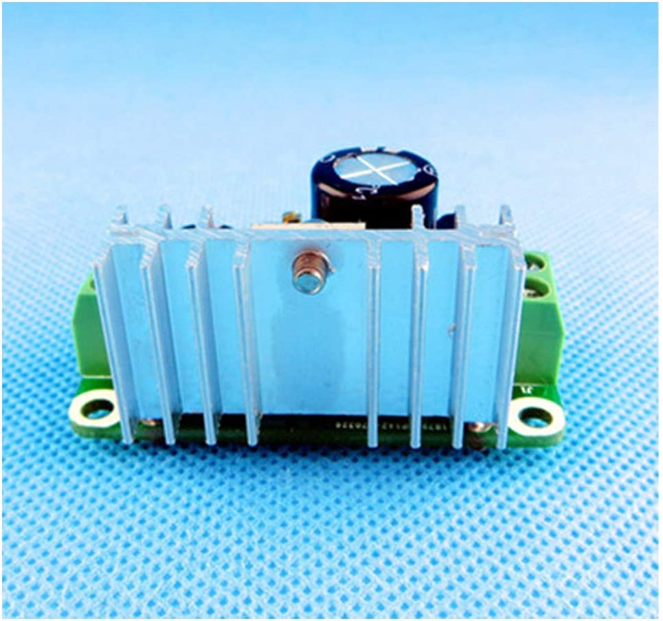 WSDMAVIS 2 Pcs LM317 Voltage Regulator Adjustable DC-DC Buck Step Down Linear Regulator Converter Power Supply Module with Rectifier Filter