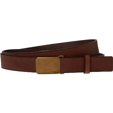 Polo Ralph Lauren - Cinturón - para hombre Marrón marrón 95 ...