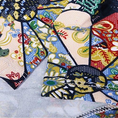Pantalones Cortos Interior Calzoncillos 3 Color Ropa Transpirable Encantadora Joven Impreso Xl Hombres Tamaño Sexy 4 qfzqB8