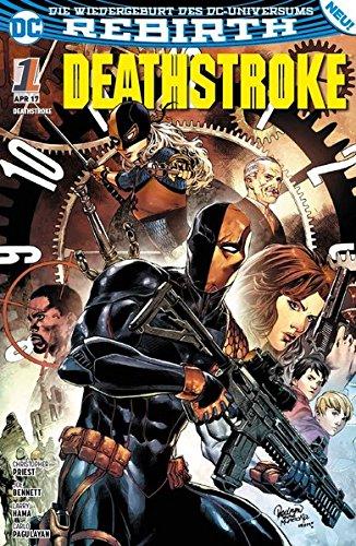 Deathstroke: Bd. 1 (2. Serie): Der Profi