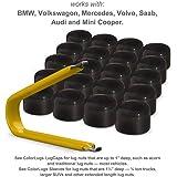 Amazon.com: Goodyear Flexo 75509 Wheel Covers 13 Inches Black - Car ...