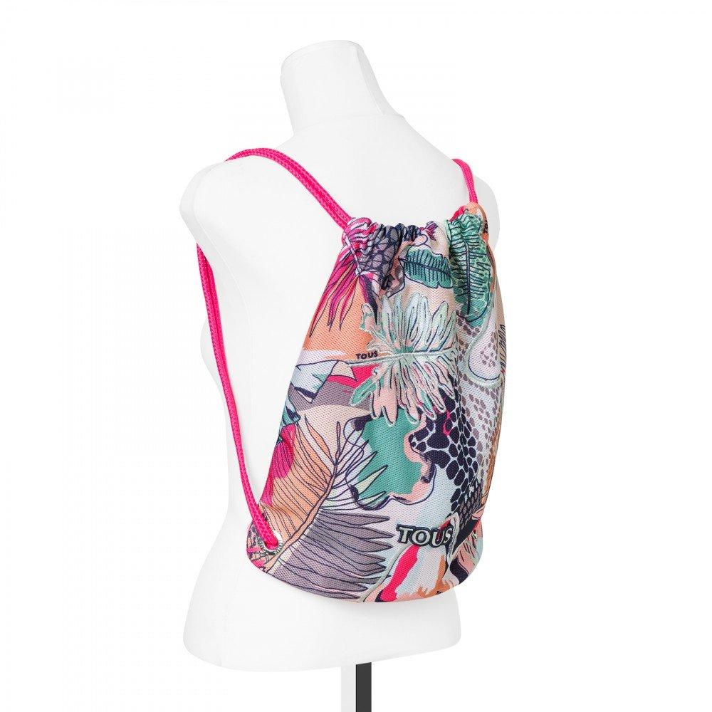 Tous Mochila Jodie Rialto en color multi: Amazon.es: Zapatos y complementos