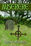 Front cover for the book Miserere by Caren J. Werlinger