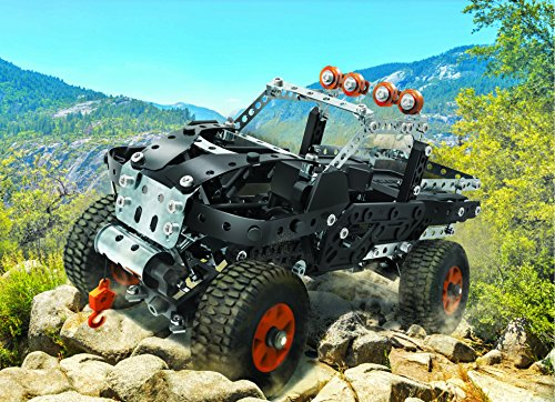 Review Erector by Meccano,