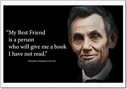 Amazon Com Abraham Lincoln Inspirational Quotes Poster X