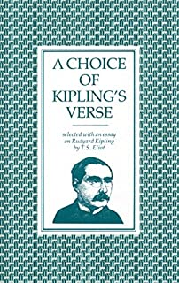 Rudyard kipling essay
