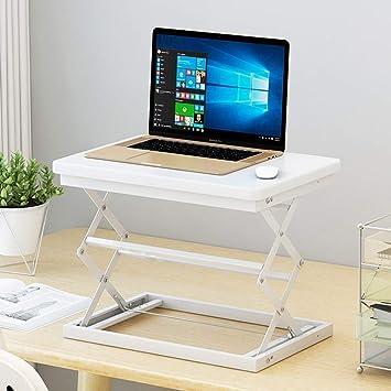 WGG Mesa - Escritorio de pie Convertidor de escritorio de pie ...