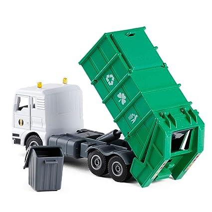 Amazon.com: Siyushop – Camión de basura de refrigeración ...
