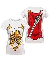 I Am She-Ra Costume Women's Junior T-Shirt
