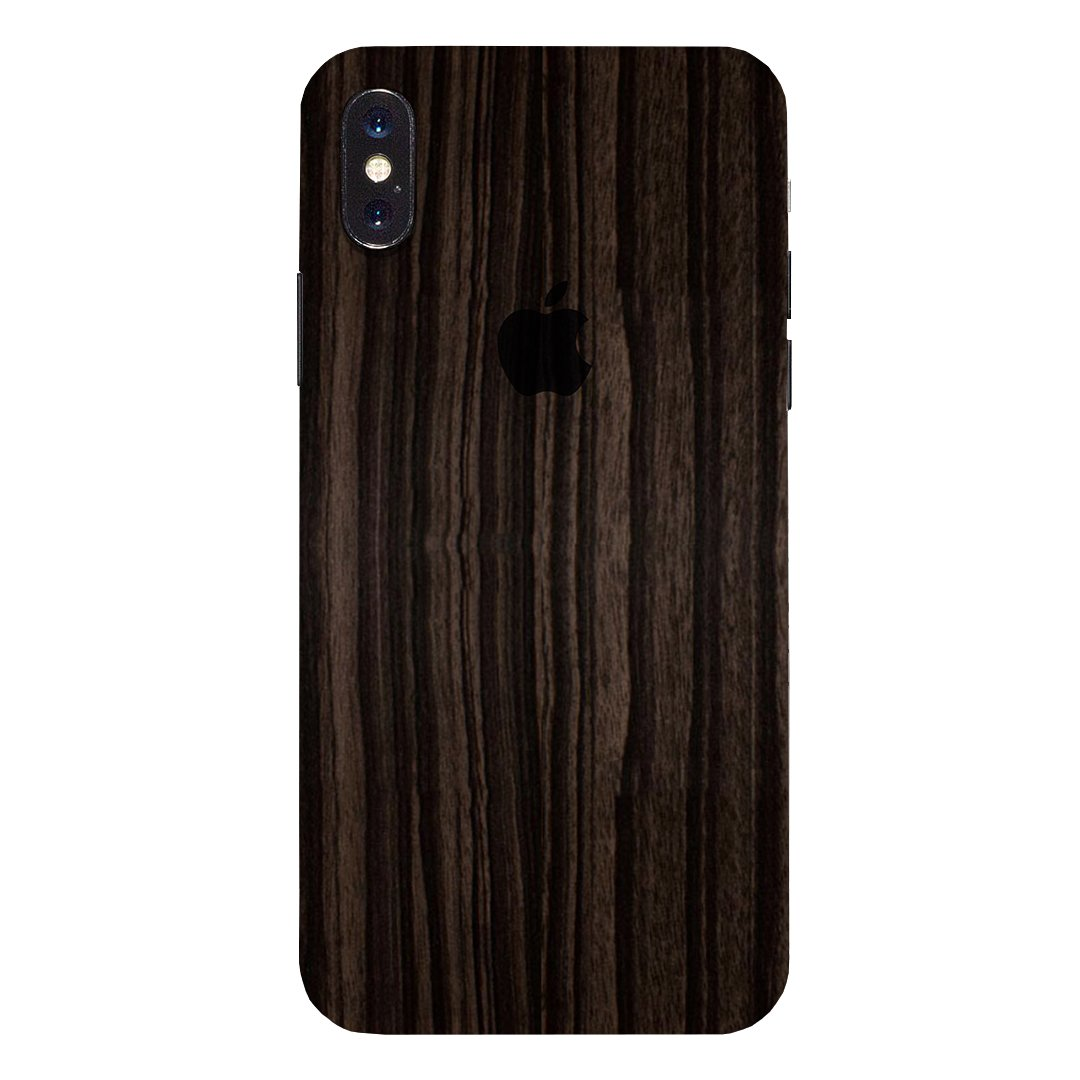 Blue 7 Layer Skinz Custom Skin Wrap compatible with iPhone XS Max