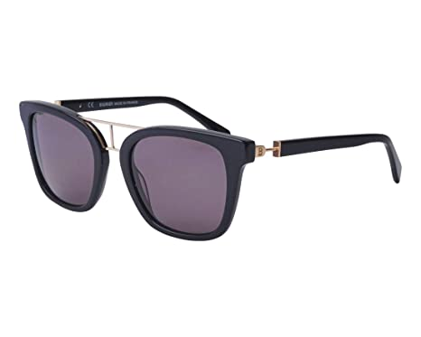 9e6232b0bb BALMAIN Sunglasses 2106 C01 Black at Amazon Men s Clothing store