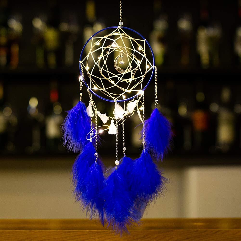 Home Dcor Handmade Dream Catchers for Bedroom Wall Hanging Home ...