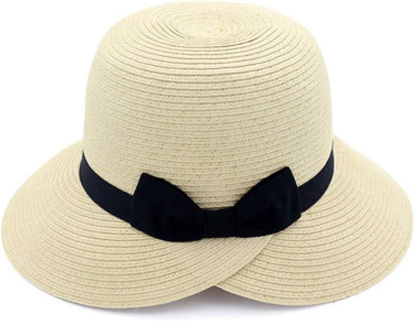 LG GL Sombrero Sombrero para el Sol Arco Cuenca Sombrero Tejer ...