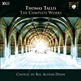 Thomas Tallis: Complete Works by Tallis, Du Roi, Benson-Wilson, Dixon Box set edition (2008) Audio CD