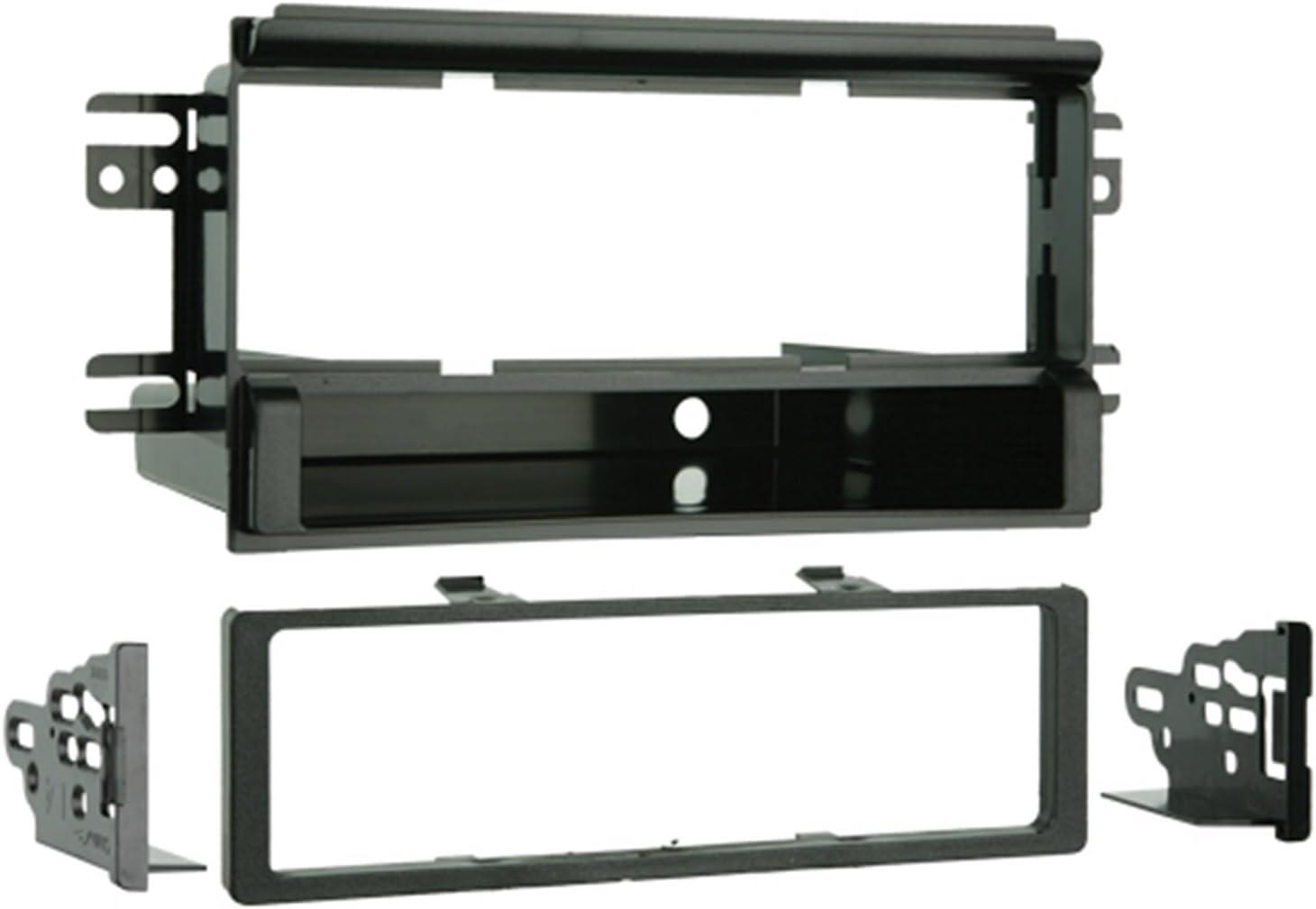 Metra 99-1008 Single DIN Installation Dash Kit for 2003-2006 Kia Sorento LX/Spectra