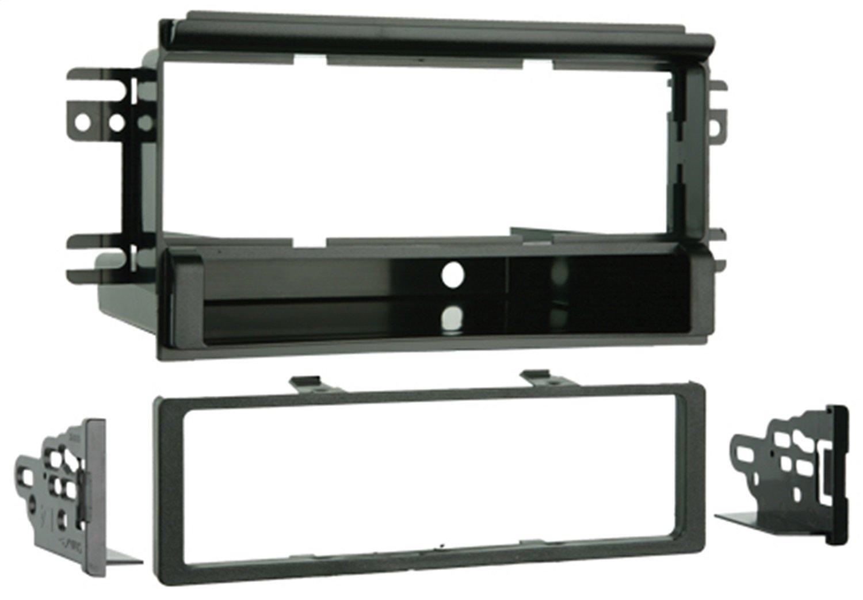 Metra 99-1008 Single DIN Installation Dash Kit for 2003-2006 Kia Sorento LX/Spectra Metra Electronics Corporation