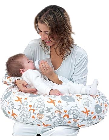 i-baby Cojín Lactancia Almohadas de Lactancia 3 EN 1 para Embarazo y Bebé con