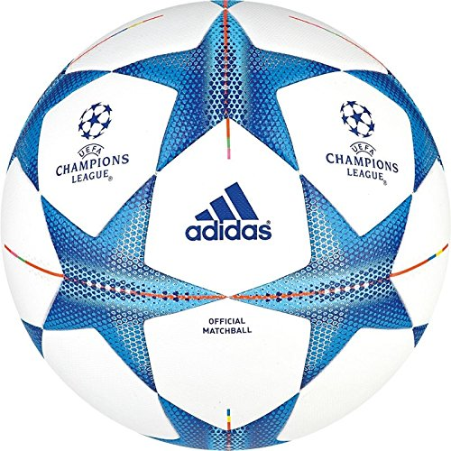 Adidas Finale 15 Official Match Ball [White] (5) by adidas