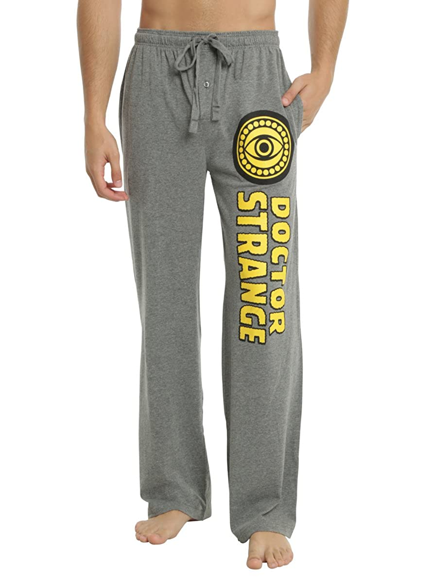 Marvel Doctor Strange Guys Pajama Pants Hot Topic