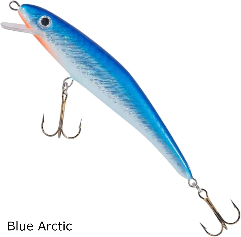 Balzer Matze Koch Wobbler UV Booster Blue Arctic 13cm 13g