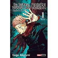 Jujutsu Kaisen N.1 Contiendad de brujería.