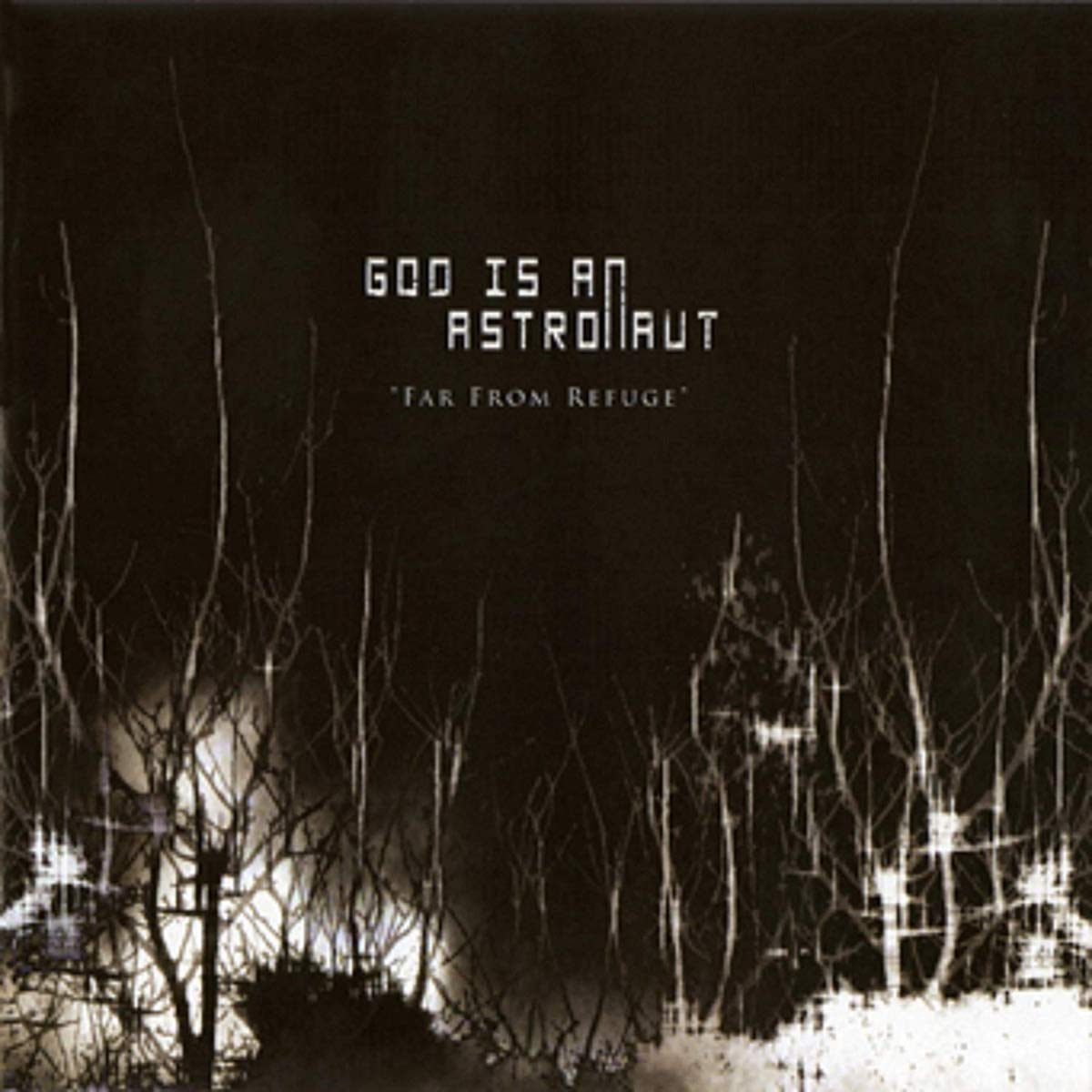 Vinilo : God Is an Astronaut - Far From Refuge (United Kingdom - Import)