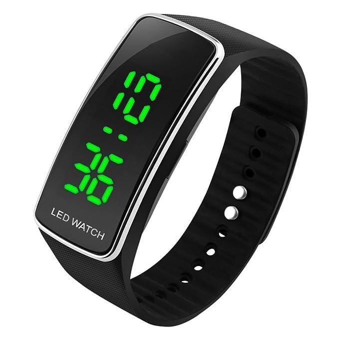 ENFANTS numériques montres garçons filles 3 barres étanche Sports de plein air montres électroniques pour enfants, adolescents digital Sport Montre bracelet garçons filles par UEOTO