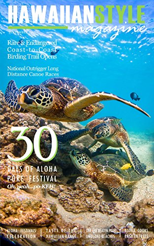Download PDF Hawaiian Style Magazine - September 2016