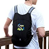 BXT 14L High Quality Ultra Light Breathable & Foldable Daypack Travel Backpack Sporting Shoulder Bags
