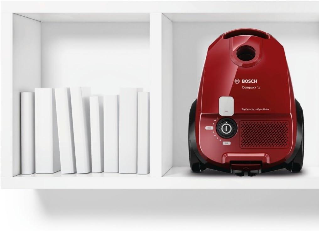 Bosch BZGL2A310 - Aspiradora (2400 W, Aspiradora cilíndrica, Secar, Bolsa para el polvo, 3,5 L, Micro): Amazon.es: Hogar