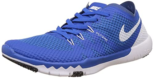 sports shoes 3d5b5 a5d94 Nike Men s Free Trainer 3.0 V3 Training Shoe - 6 UK Blue