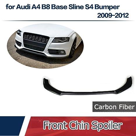 jcsportline para Audi A4 B8 Base Sline S4 Bumper 2009 – 2012 de fibra de carbono