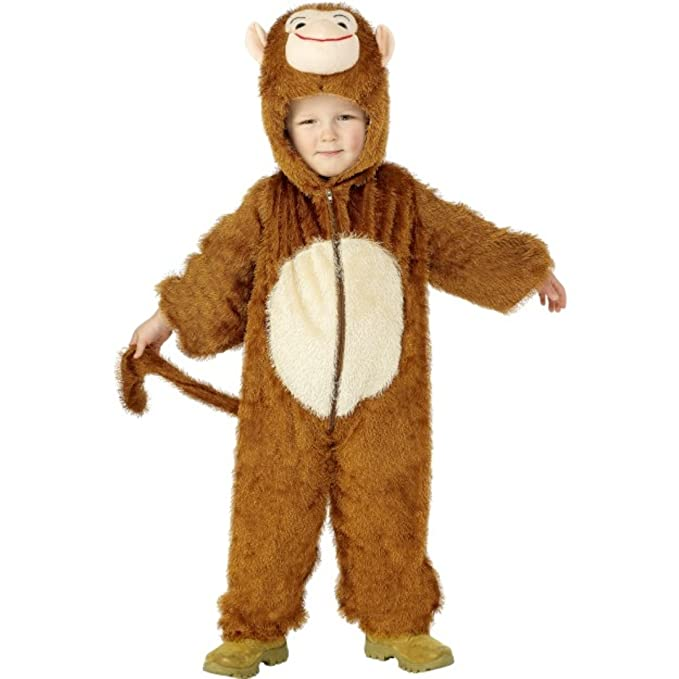 1362c825f74f Smiffy s Children s Onesie Monkey Costume