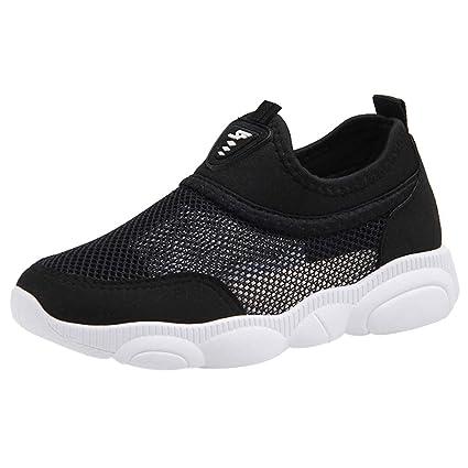 f1f8f99bc7f35 Amazon.com: ❤ Toddler Baby Boys Girls Flat Sneaker Infant Kids ...