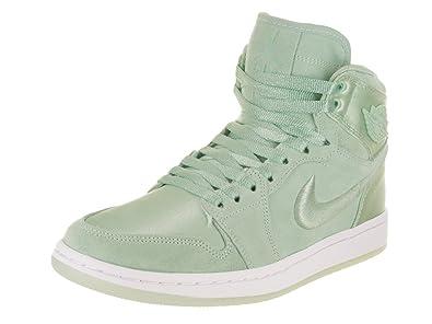 460aa674313730 Nike Women s AIR Jordan 1 Retro HIGH Summer of HIGH Shoe Mint Foam (6 B
