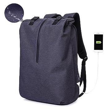 33486b1e44cb6 Cornasee Wasserdicht Business Laptop Rucksack 15