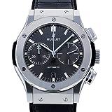 ウブロ クラシック フュージョン レーシング グレー クロノグラフ チタニウム 521.NX.7071.LR グレー文字盤 メンズ 腕時計 新品 [並行輸入品]