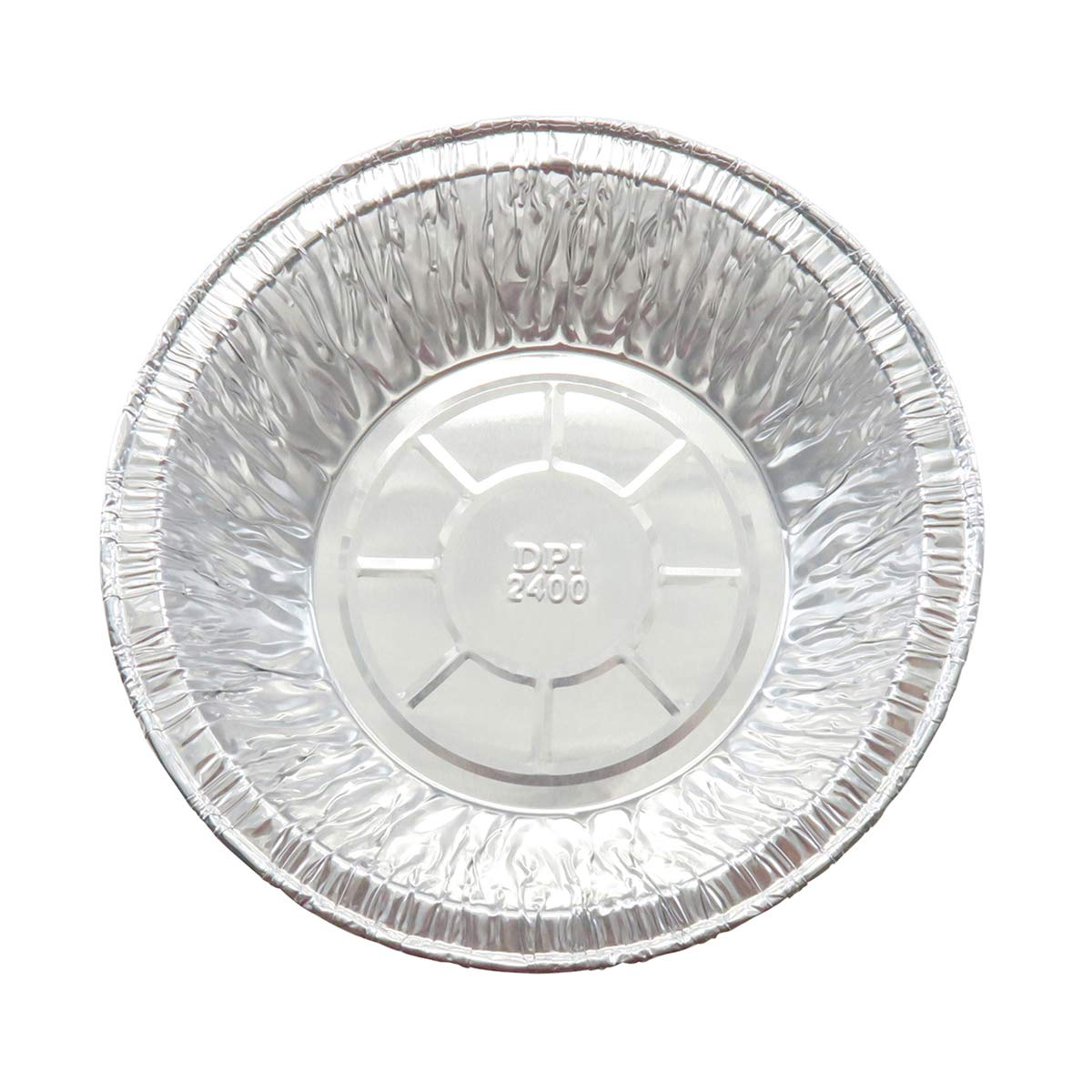 Disposable Aluminum 5 3/4 Extra Deep Meat/Pot Pie Pan #2400 (100) by KitchenDance (Image #4)