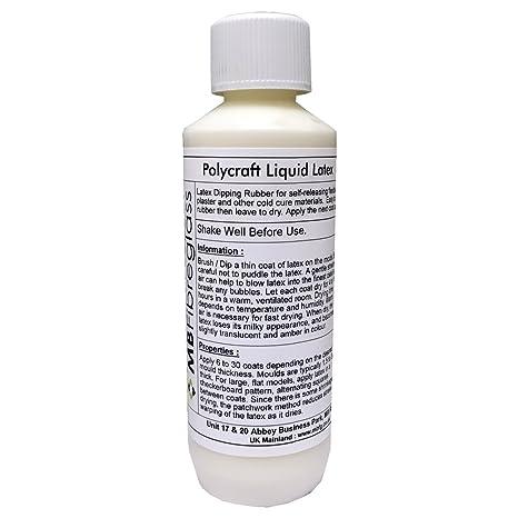 Amazon com: Polycraft Liquid Latex for Mould / Mold Making