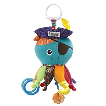 Amazon.com: 2 x Lamaze Capitán calamar pulpo pirata [Cocina ...