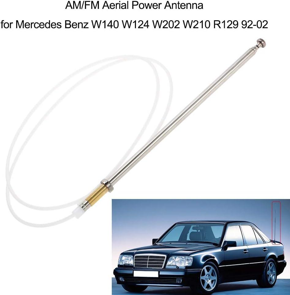 SHENYF Am/FM Antena aérea de alimentación for Mercedes Benz ...
