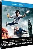 Grimsby - Agent trop spécial [Blu-ray + Copie digitale - Édition boîtier SteelBook]