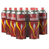 GasOne Butane Fuel Canister (12 Pack)