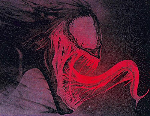 Venom Metal Poster Marvel Spray Paint Art by Art of Steel