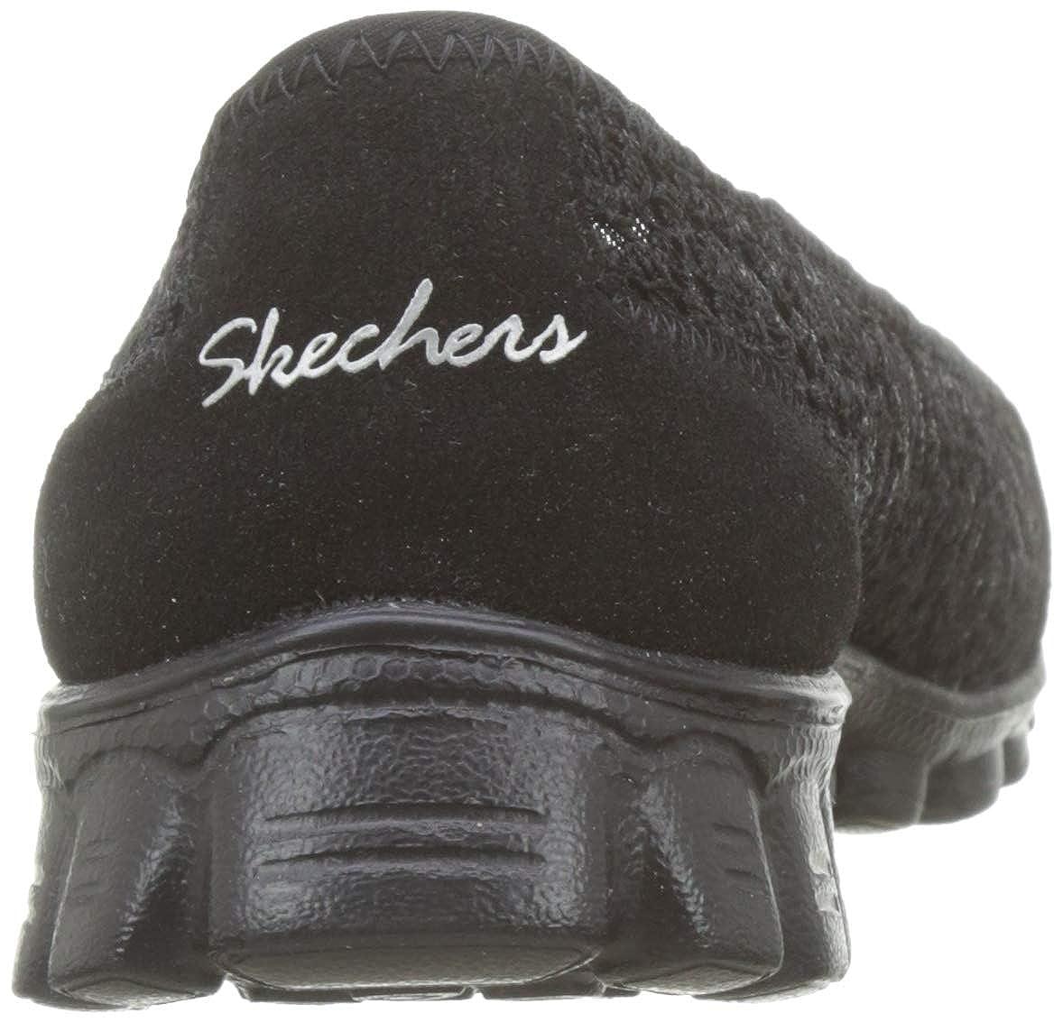 SKECHERS BALLERINES SPORT Active EZ Flex 2 Noir Femme EUR