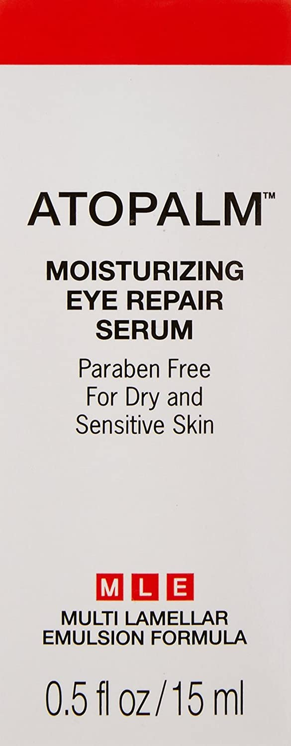 Atopalm Moisturizing Eye Repair Serum, 0.5-Ounce